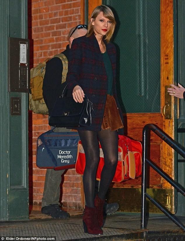 Taylor Swift 'ghi điểm' khi lên tiếng bênh vực fan - ảnh 4