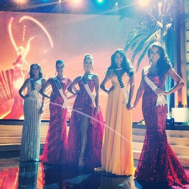 Mỹ nhân Colombia đăng quang Hoa hậu hoàn vũ 2014 - ảnh 2