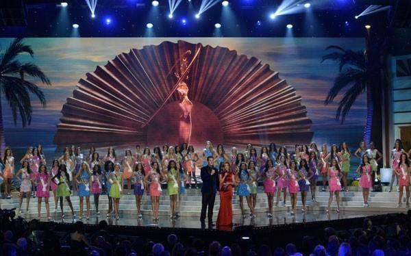 Mỹ nhân Colombia đăng quang Hoa hậu hoàn vũ 2014 - ảnh 1