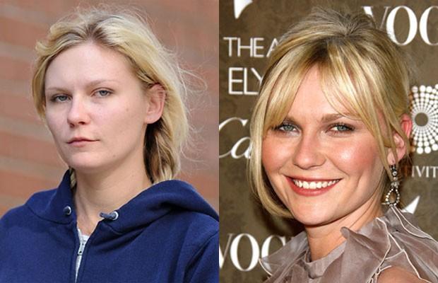 Gương mặt 'đáng sợ' của sao Hollywood khi không trang điểm - ảnh 5
