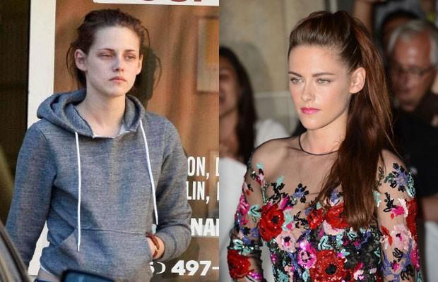 Gương mặt 'đáng sợ' của sao Hollywood khi không trang điểm - ảnh 6