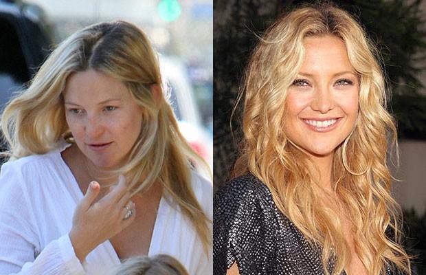 Gương mặt 'đáng sợ' của sao Hollywood khi không trang điểm - ảnh 9
