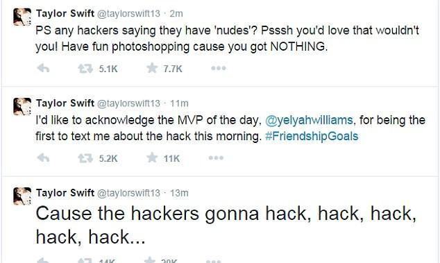 Taylor Swift phủ nhận tin đồn có ảnh nude - ảnh 5
