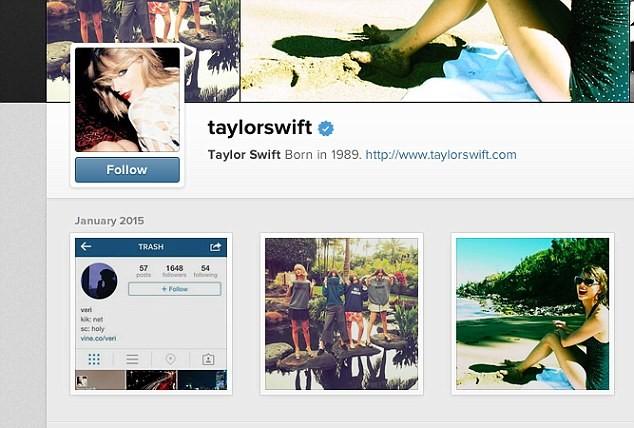 Taylor Swift phủ nhận tin đồn có ảnh nude - ảnh 3
