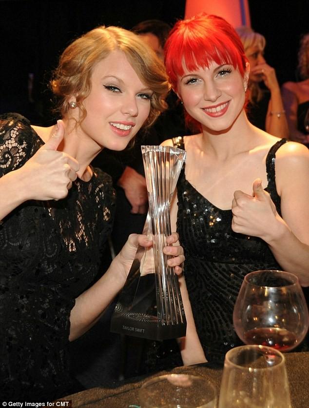 Taylor Swift phủ nhận tin đồn có ảnh nude - ảnh 7