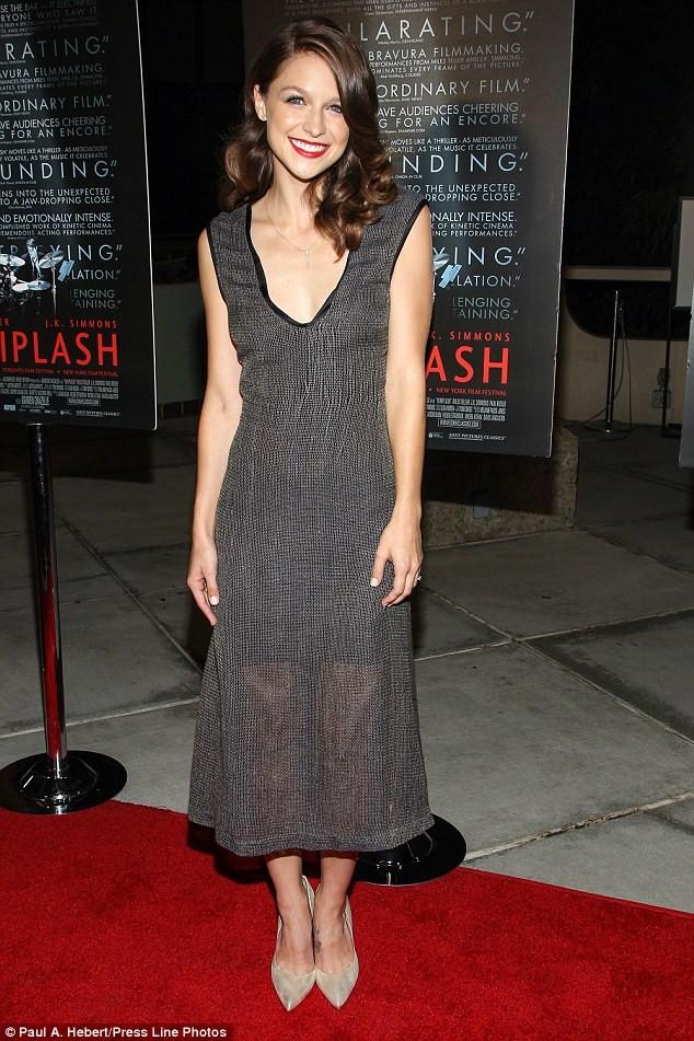 Người đẹp 'Glee' được mời nhận vai nữ siêu nhân - ảnh 1