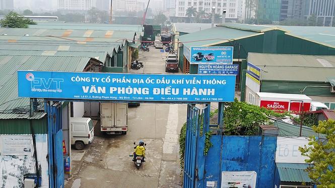 Toàn cảnh 'dự án treo' Nam Dan Plaza trước khi cháy ngùn ngụt - ảnh 3