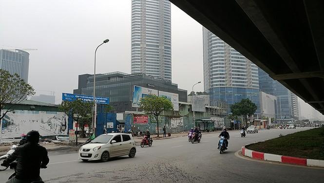 Toàn cảnh 'dự án treo' Nam Dan Plaza trước khi cháy ngùn ngụt - ảnh 4