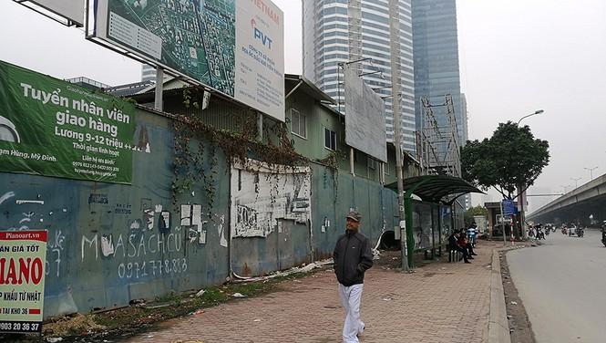 Toàn cảnh 'dự án treo' Nam Dan Plaza trước khi cháy ngùn ngụt - ảnh 5