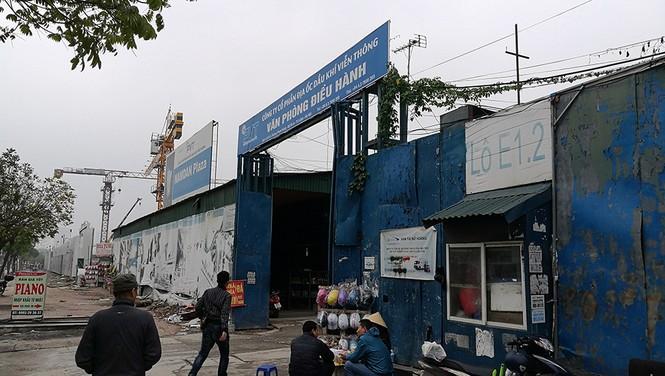 Toàn cảnh 'dự án treo' Nam Dan Plaza trước khi cháy ngùn ngụt - ảnh 7