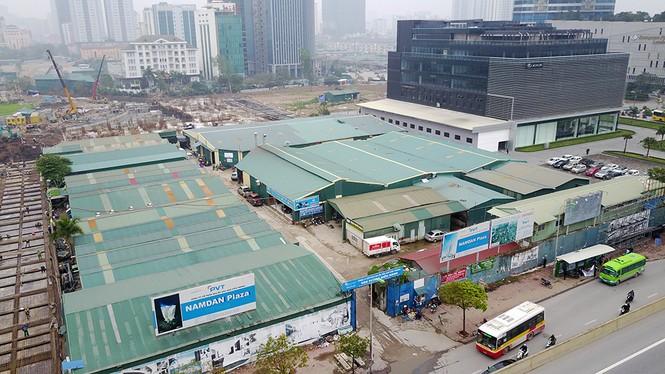 Toàn cảnh 'dự án treo' Nam Dan Plaza trước khi cháy ngùn ngụt - ảnh 9