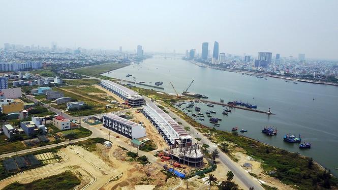 Cận cảnh khu vực Đà Nẵng dự kiến xây hầm chui sông Hàn - ảnh 3
