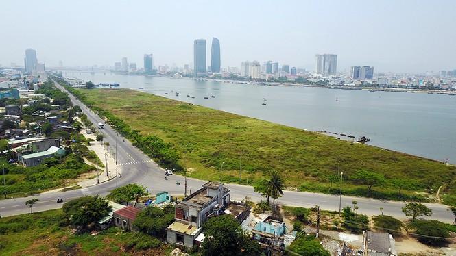 Cận cảnh khu vực Đà Nẵng dự kiến xây hầm chui sông Hàn - ảnh 4
