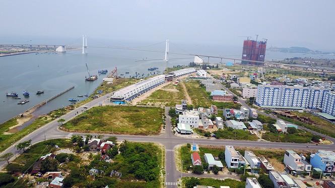 Cận cảnh khu vực Đà Nẵng dự kiến xây hầm chui sông Hàn - ảnh 5