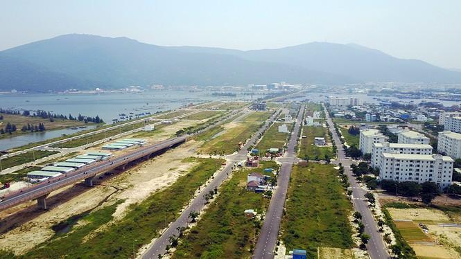 Cận cảnh khu vực Đà Nẵng dự kiến xây hầm chui sông Hàn - ảnh 7
