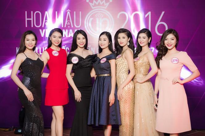 hoa hậu việt nam 2016 - ảnh 17