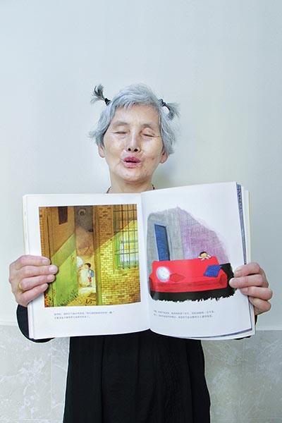 Cụ bà 74 tuổi 'lột xác' thành ngôi sao thời trang - ảnh 5