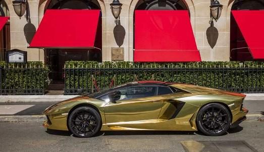 10 đồ vật bằng vàng đắt nhất thế giới - ảnh 1