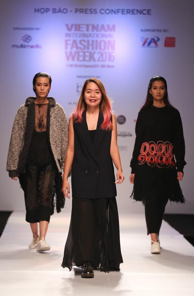 Hà Nội lần đầu tiên có Tuần lễ thời trang quốc tế - ảnh 4