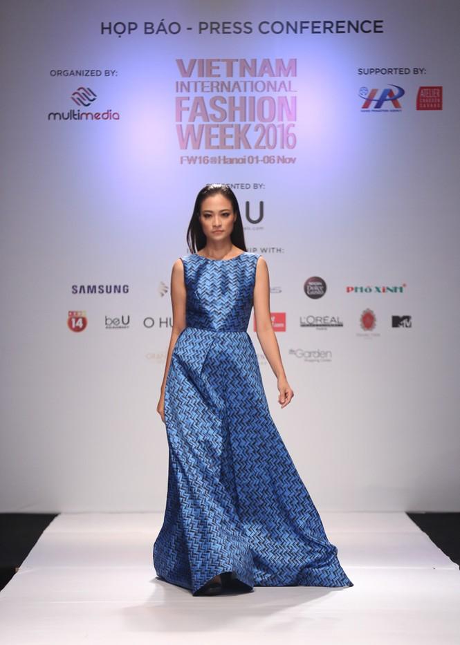 Hà Nội lần đầu tiên có Tuần lễ thời trang quốc tế - ảnh 3