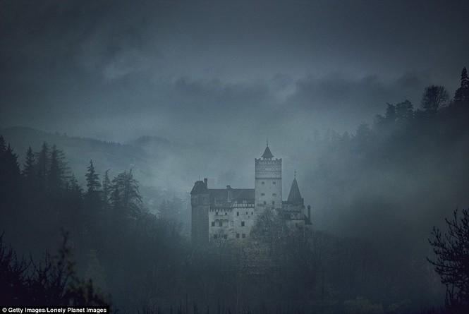 Lâu đài Dracula mở cửa cho khách vào ngủ trong quan tài - ảnh 1