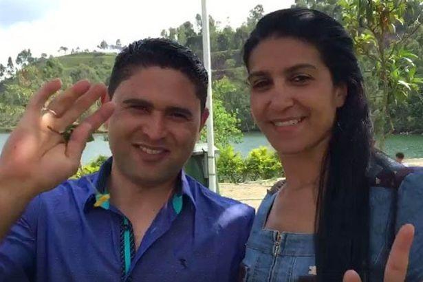 Cô dâu thiệt mạng vì trực thăng rơi khi đang tới đám cưới - ảnh 1
