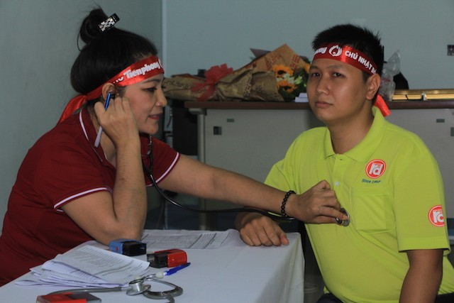 Những đơn vị góp sức cho thành công Chủ nhật Đỏ TPHCM 2017 - ảnh 1