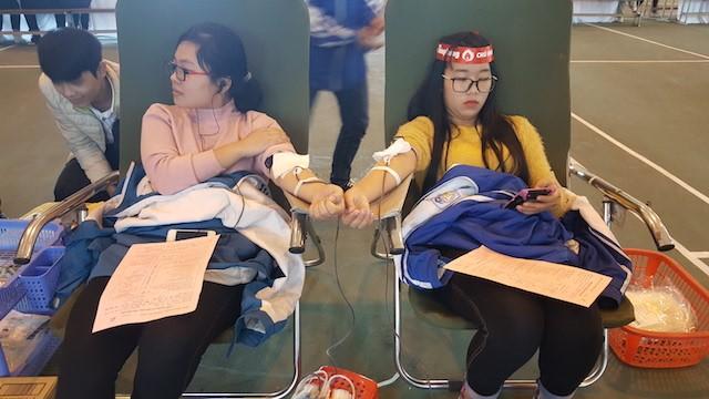 Chủ Nhật Đỏ Quảng Ninh: Lan tỏa sự yêu thương - ảnh 4