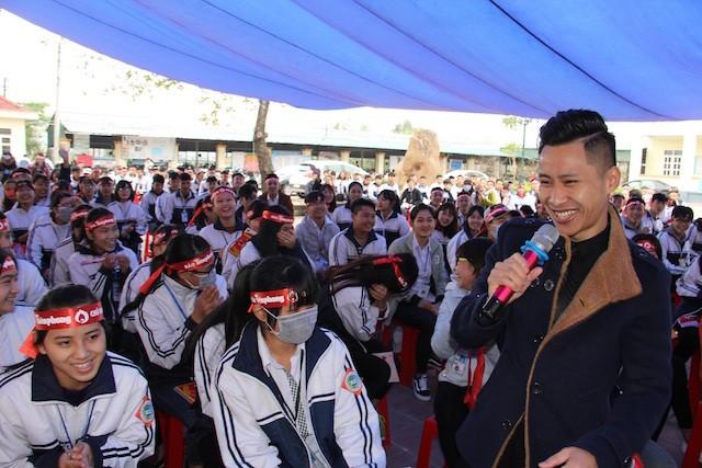 Chủ Nhật Đỏ Quảng Ninh: Lan tỏa sự yêu thương - ảnh 9