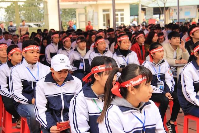 Chủ Nhật Đỏ Quảng Ninh: Lan tỏa sự yêu thương - ảnh 3