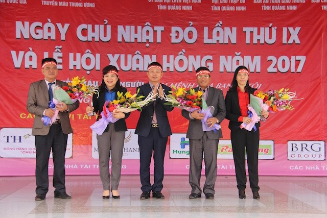 Chủ Nhật Đỏ Quảng Ninh: Lan tỏa sự yêu thương - ảnh 2
