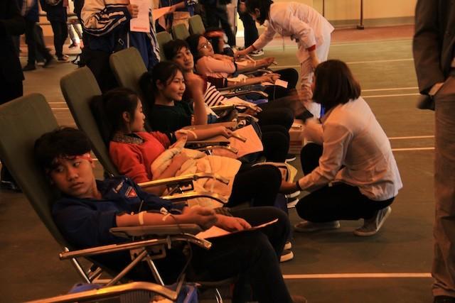 Chủ Nhật Đỏ Quảng Ninh: Lan tỏa sự yêu thương - ảnh 6