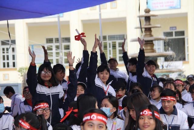 Chủ Nhật Đỏ Quảng Ninh: Lan tỏa sự yêu thương - ảnh 1