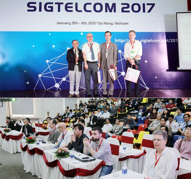 Hội nghị SigTelCom 2017 tại ĐH Duy Tân - ảnh 1