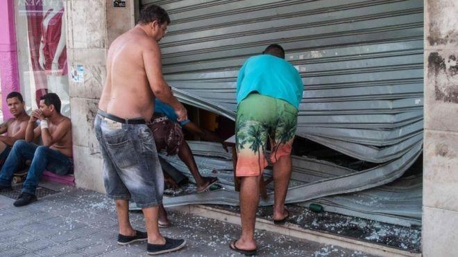 Brazil: Thành phố chìm trong bạo lực sau khi cảnh sát đình công - ảnh 2