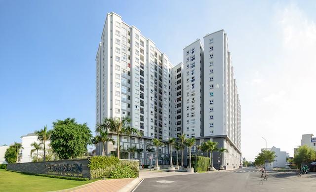 Căn hộ The Garden ở quận Tân Phú tăng giá 40% - ảnh 1