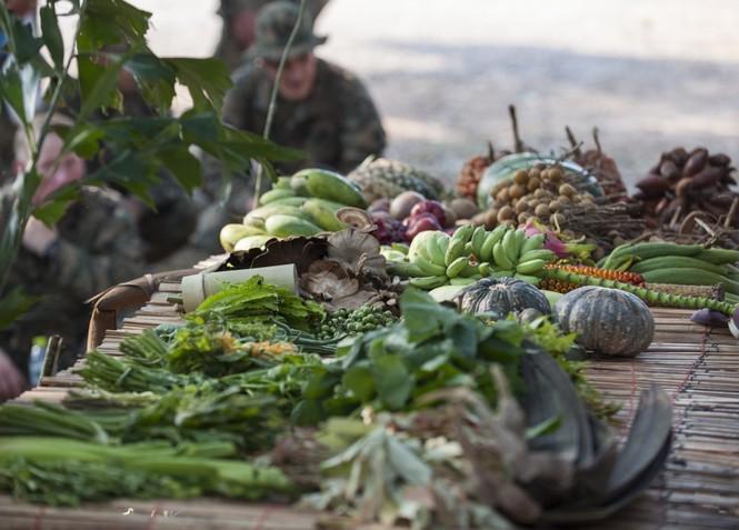 Lính Mỹ uống máu rắn, ăn bọ cạp sống ở Thái Lan - ảnh 8