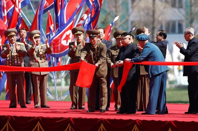 Khu phức hợp được Triều Tiên ví 'đáng sợ hơn trăm quả bom hạt nhân' - ảnh 1