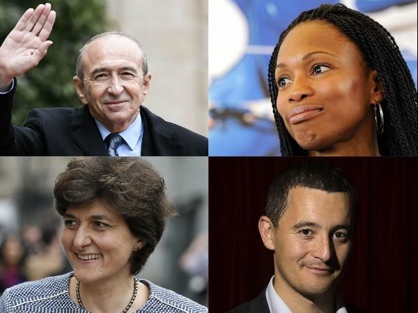 Những gam màu khác nhau trong Nội các của ông Macron - ảnh 2