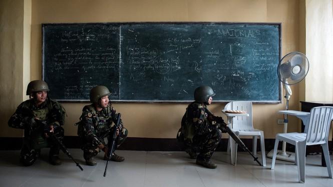 Philippines cân nhắc mua trực thăng tấn công, vũ khí thông minh của Nga - ảnh 1