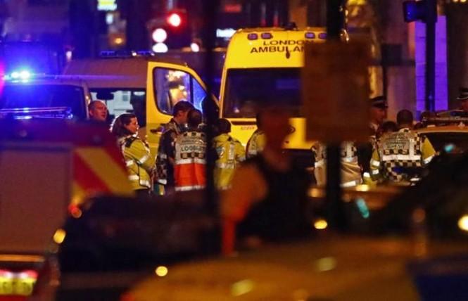 Vụ xe tải đâm người đi bộ ở London: Nghi tấn công có chủ đích - ảnh 10