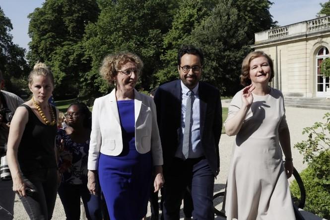 Nội các mới của ông Macron sau khi 4 Bộ trưởng đột ngột từ chức - ảnh 4