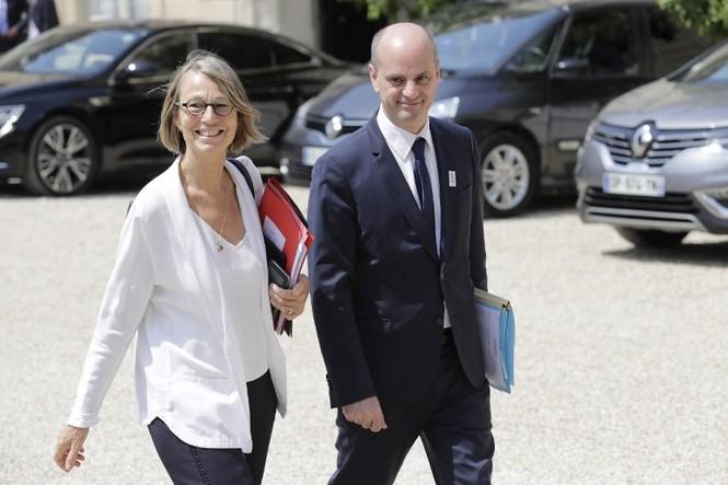 Nội các mới của ông Macron sau khi 4 Bộ trưởng đột ngột từ chức - ảnh 10