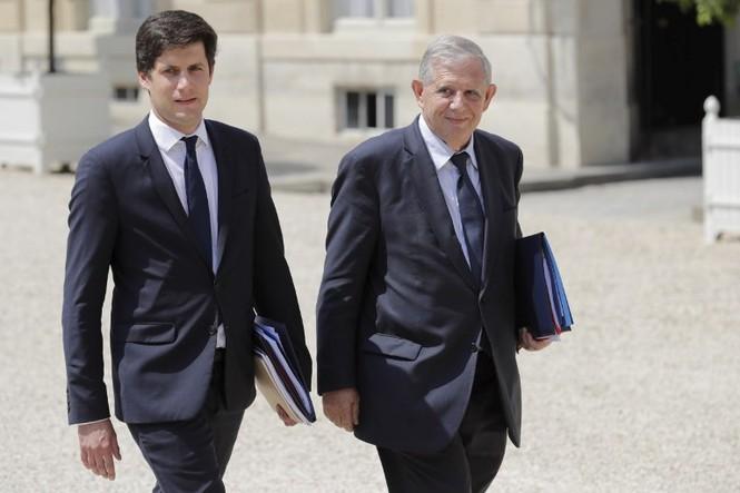 Nội các mới của ông Macron sau khi 4 Bộ trưởng đột ngột từ chức - ảnh 5
