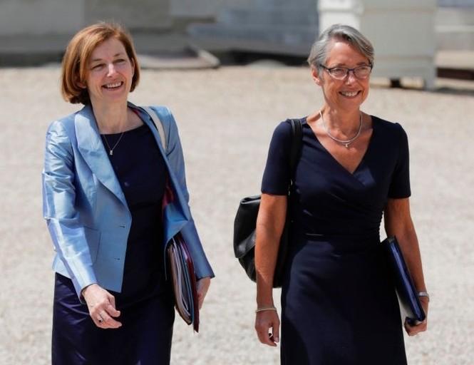 Nội các mới của ông Macron sau khi 4 Bộ trưởng đột ngột từ chức - ảnh 18