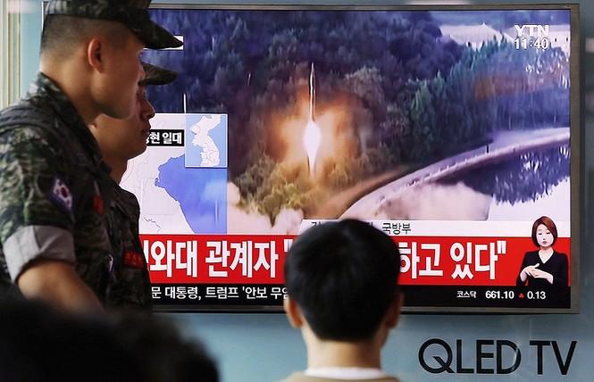 Hàn Quốc đề xuất đàm phán quân sự liên Triều  - ảnh 5