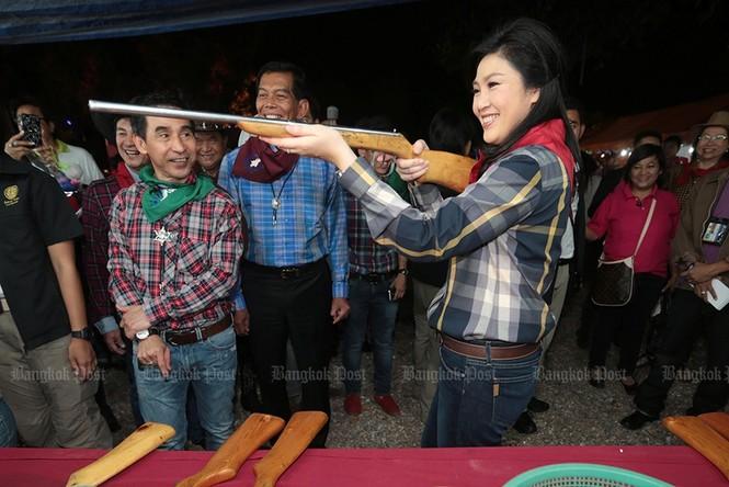 Thái Lan muốn Interpol hỗ trợ truy bắt cựu Thủ tướng Yingluck - ảnh 1