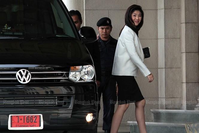 Tin mới về quá trình đổi xe trốn chạy của cựu Thủ tướng Thái Lan Yingluck - ảnh 2