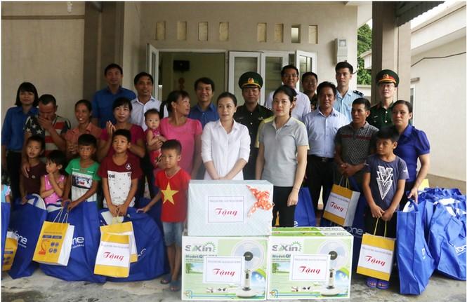 Thêm công trình khẳng định chủ quyền Tổ quốc tại đảo Trần, Cô Tô - ảnh 2