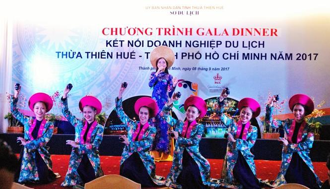 Thừa Thiên Huế tăng cường kết nối du lịch với TPHCM - ảnh 1
